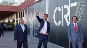 Kota Kelahiran CR7 Dinamai Dengan Nama Cristiano Ronaldo