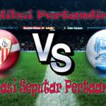 Perkiraan Sevilla VS Deportivo Alaves 1 Oktober 2016