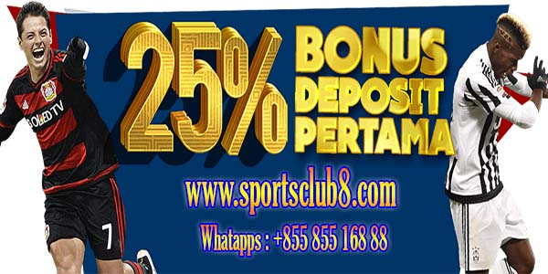 Sportsclub8 Bandar Taruhan Bola dan Judi Casino Terbaik